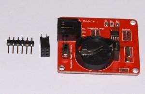 DS1307 clock module