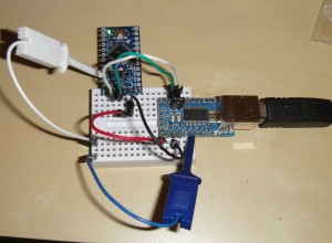 Automatic (program) Arduino Pro Mini reset